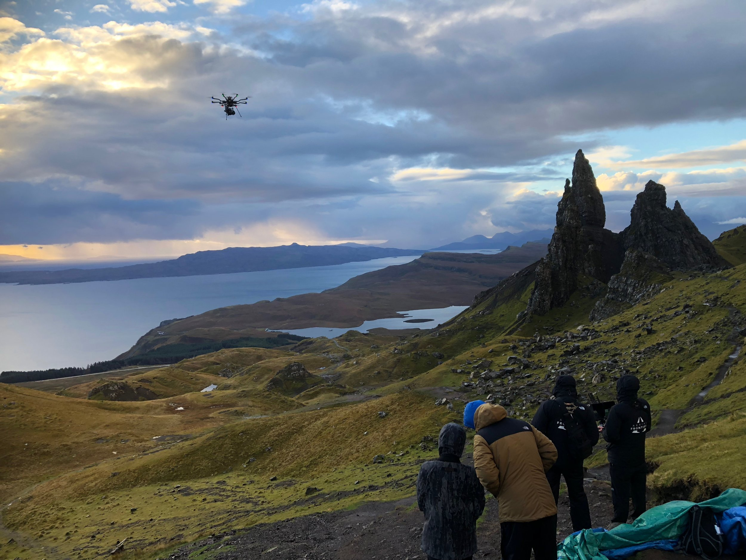 Alta 8 heavy lift drone