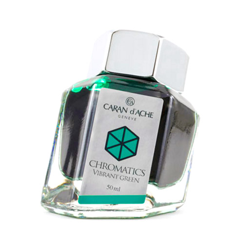 "<p><strong><a href=""https://amzn.to/2D4s5lY"" target=""_blank"">Caran d'Ache Fountain Pen Ink</a></strong>$38.00</p>"