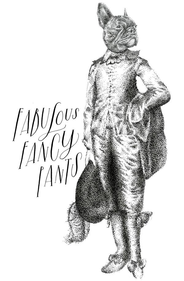 Fabulous Fancy Pants