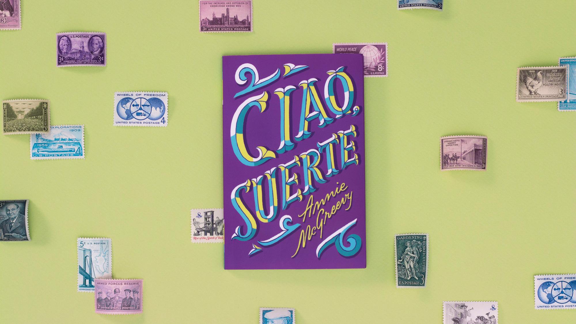 Isabel Urbina Peña book cover on Calligrafile