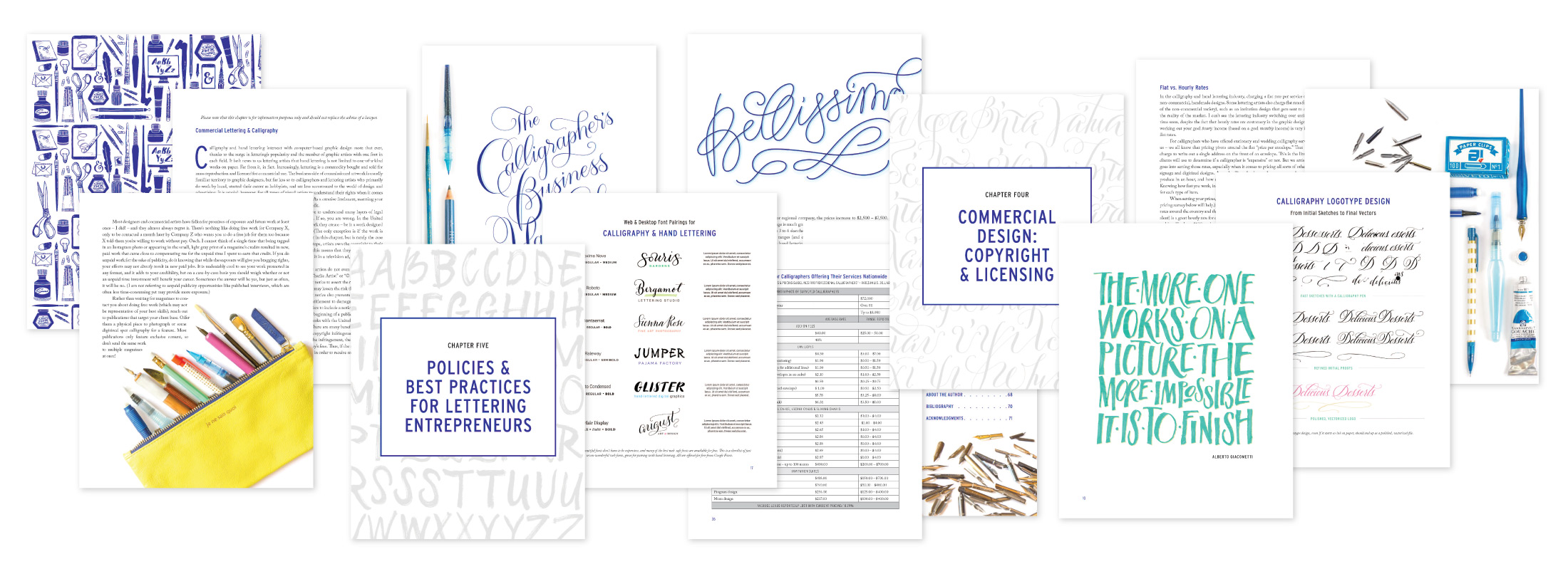 Calligrapher's Business Handbook - Molly Suber Thorpe