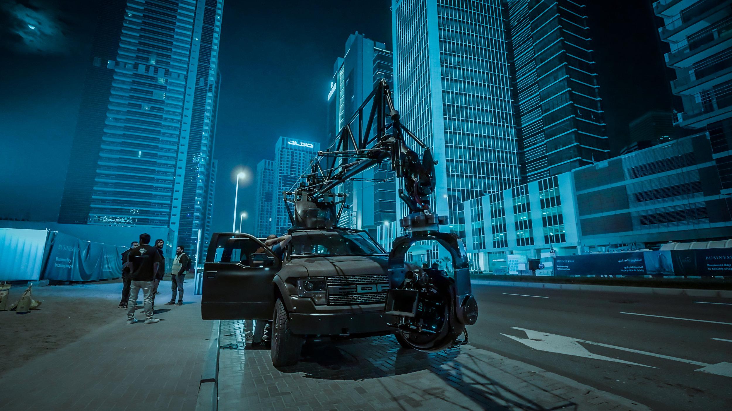 Ultimate Arm Dubai