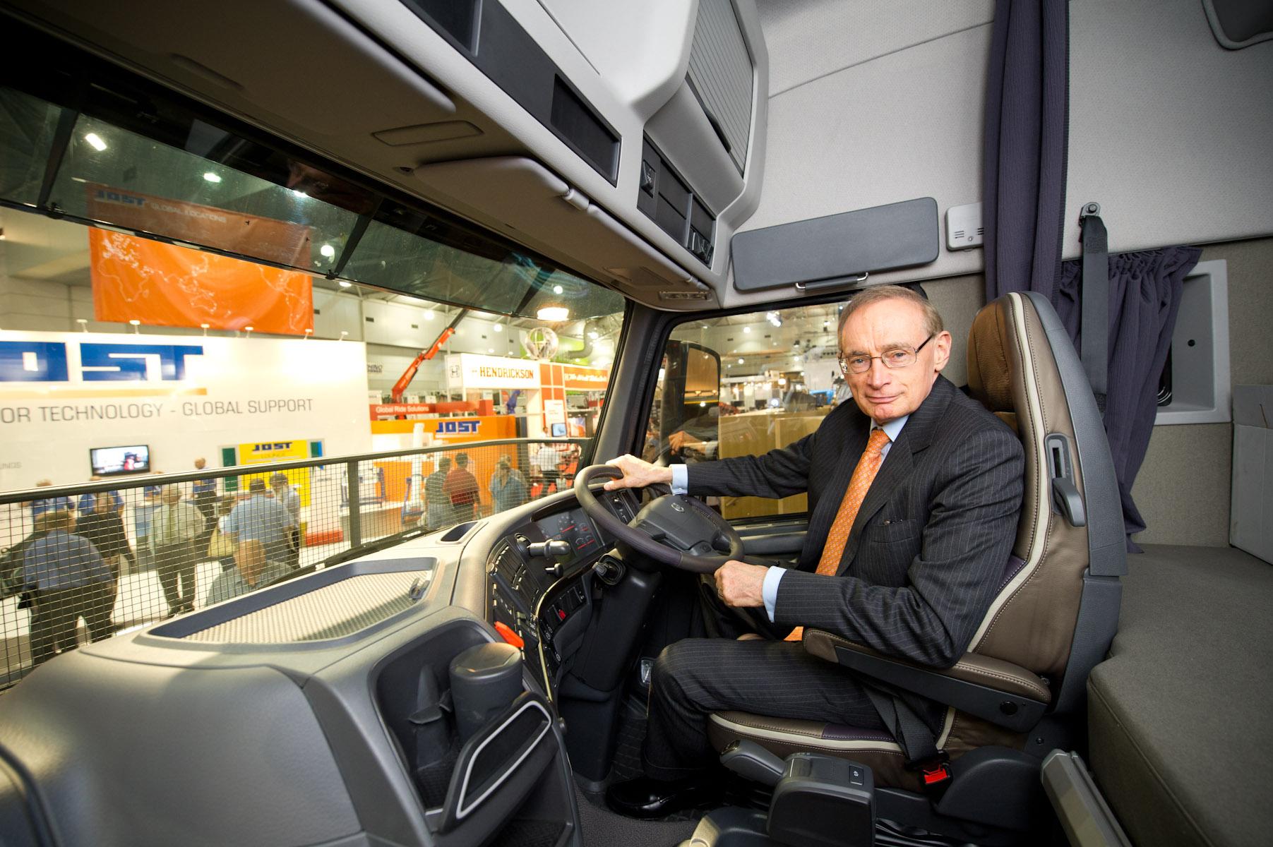 Client: Volvo Group Australia