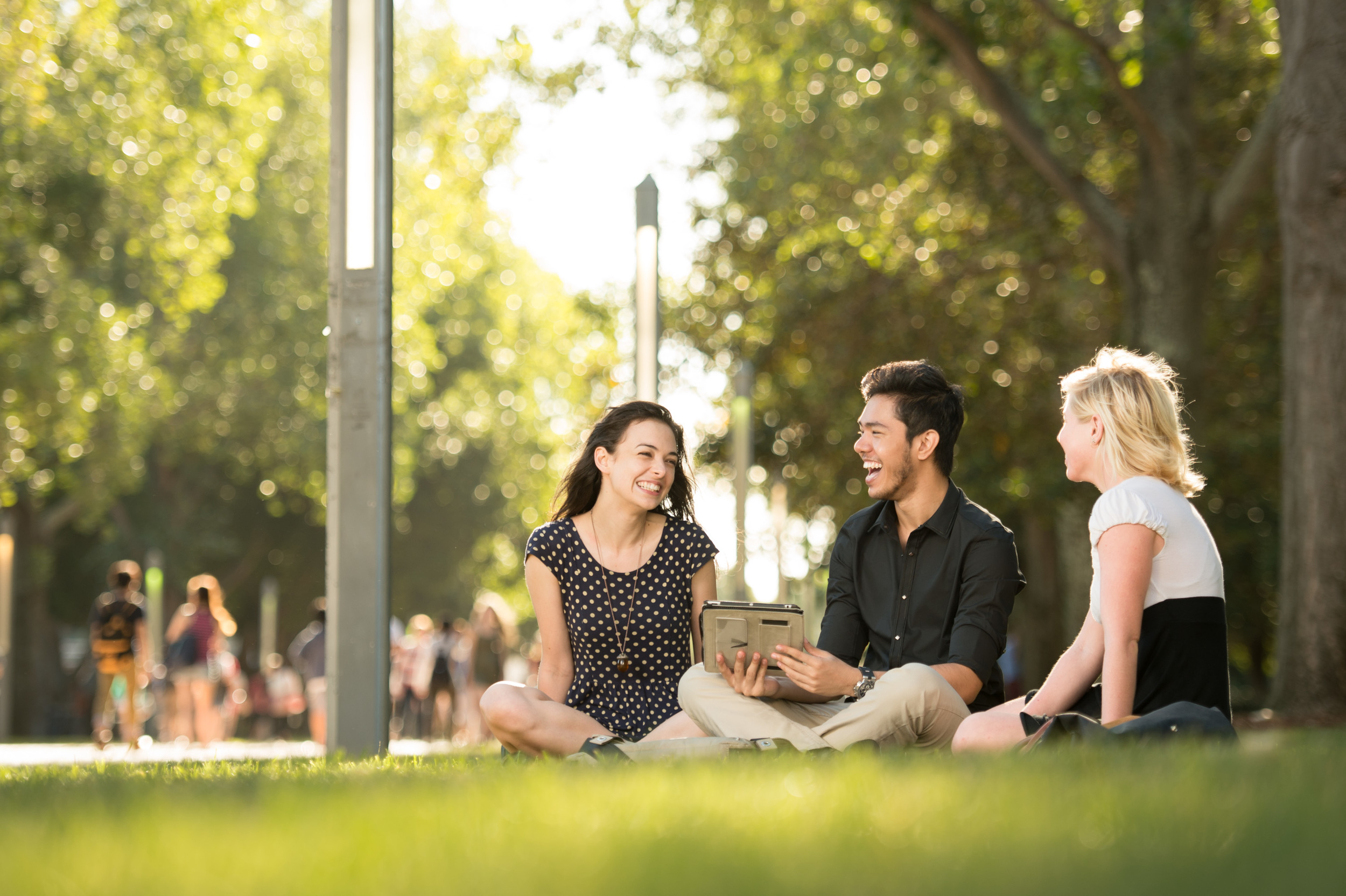 Client: The University of New South Wales