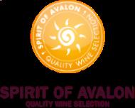 Logotyp för Spirit of Avalon
