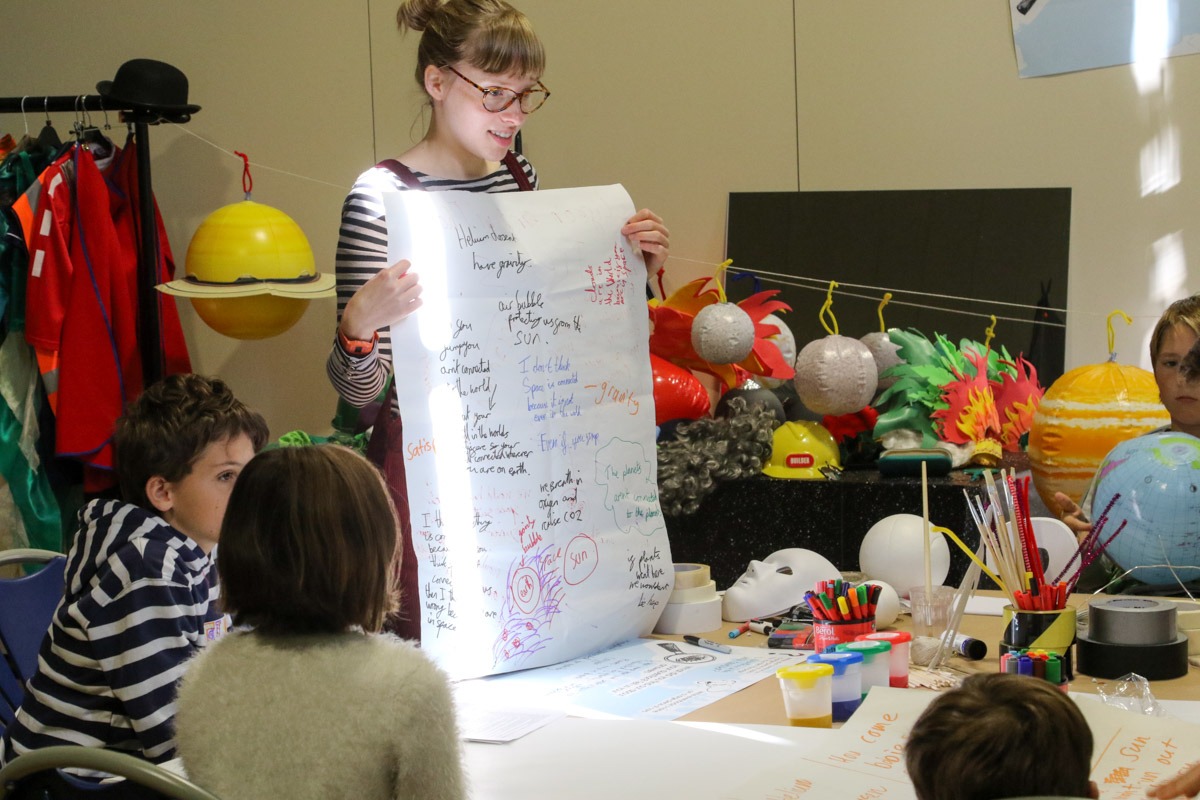 Whats So Good About The World Anyway - Filmaking project for children aged 5-11