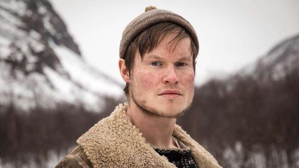 Kim J. Olsen i Den 12. Mann.Foto:Petter Skafle Henriksen.