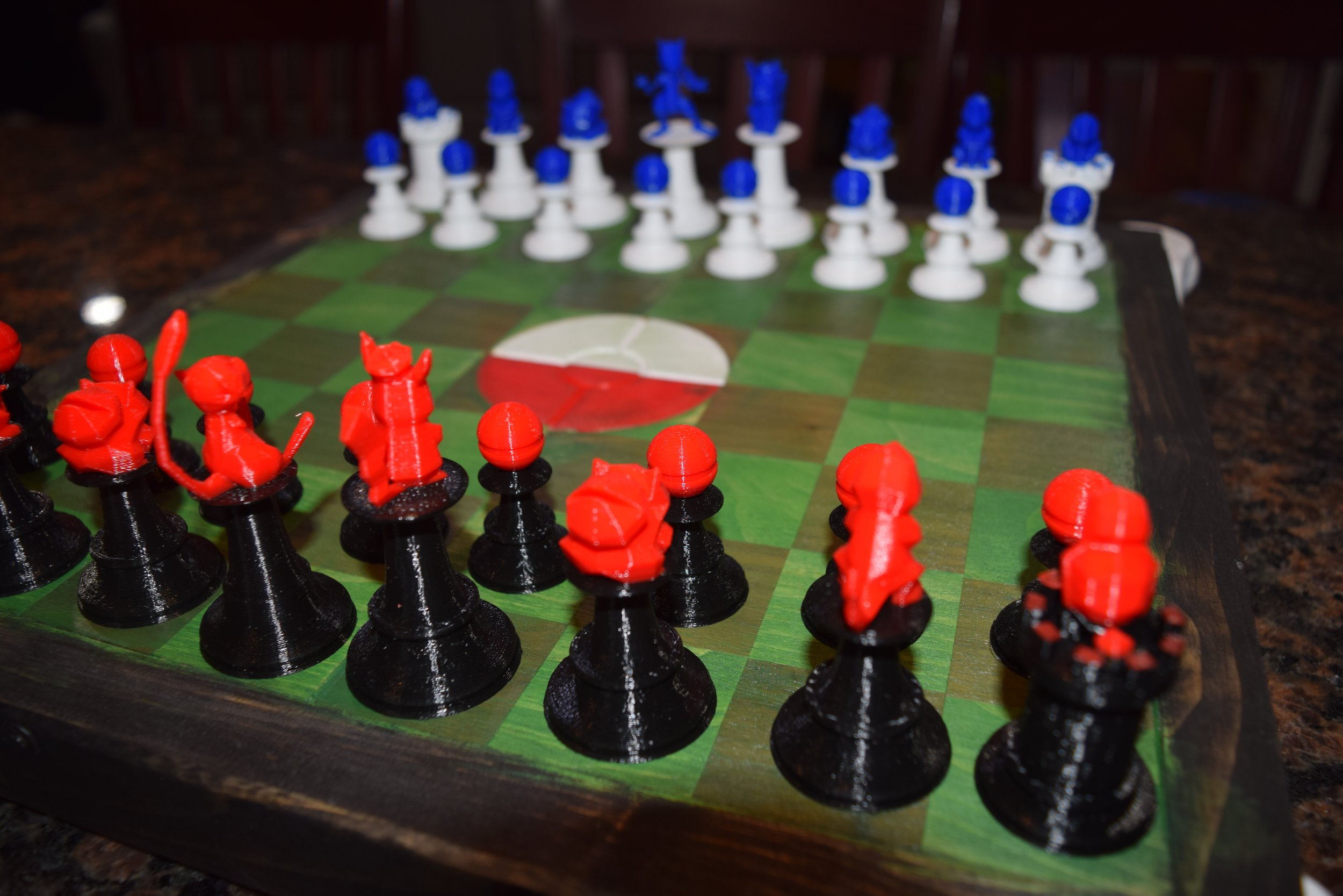 Multi-Color Pokemon Chess_1