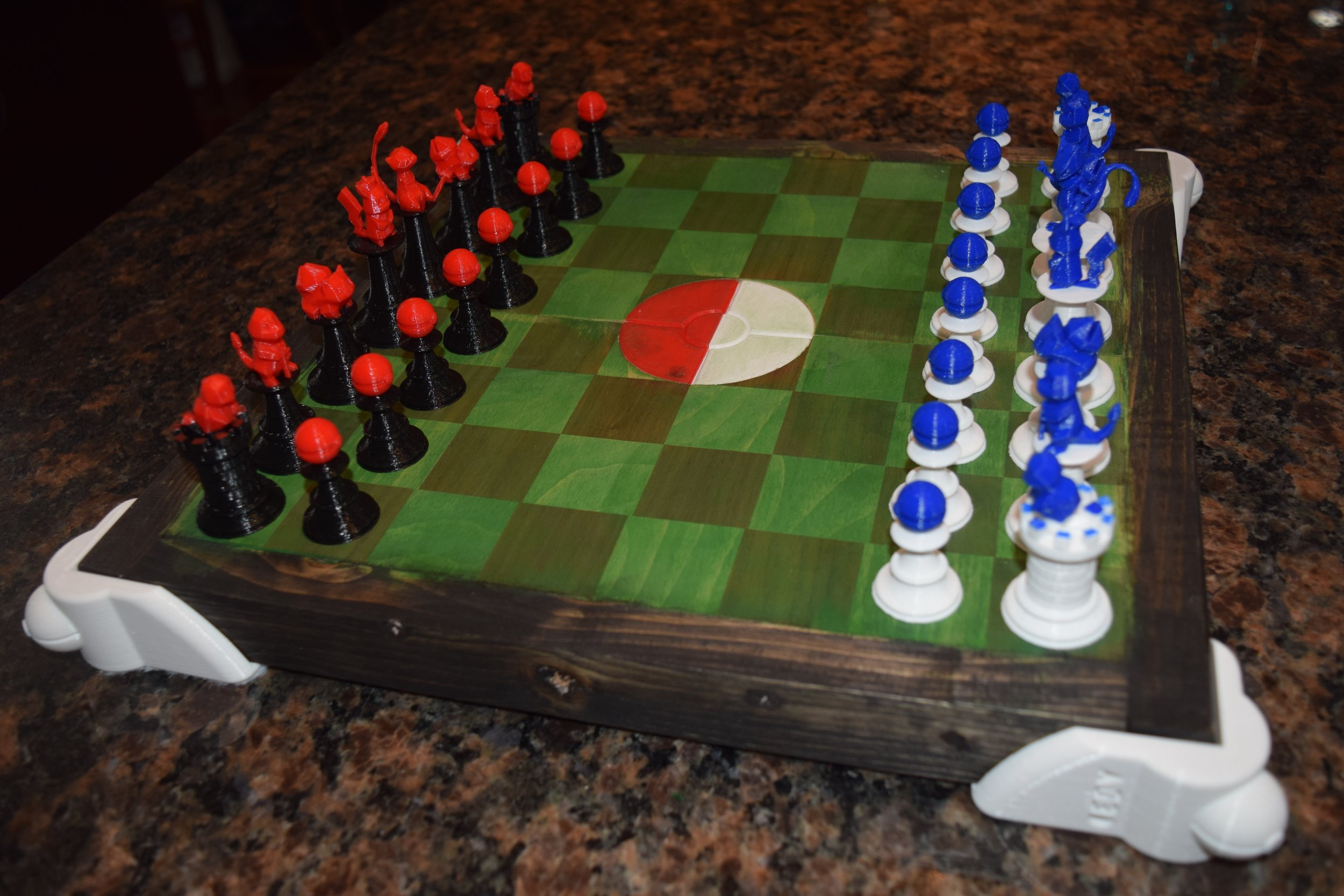 Multi-Color Pokemon Chess_3