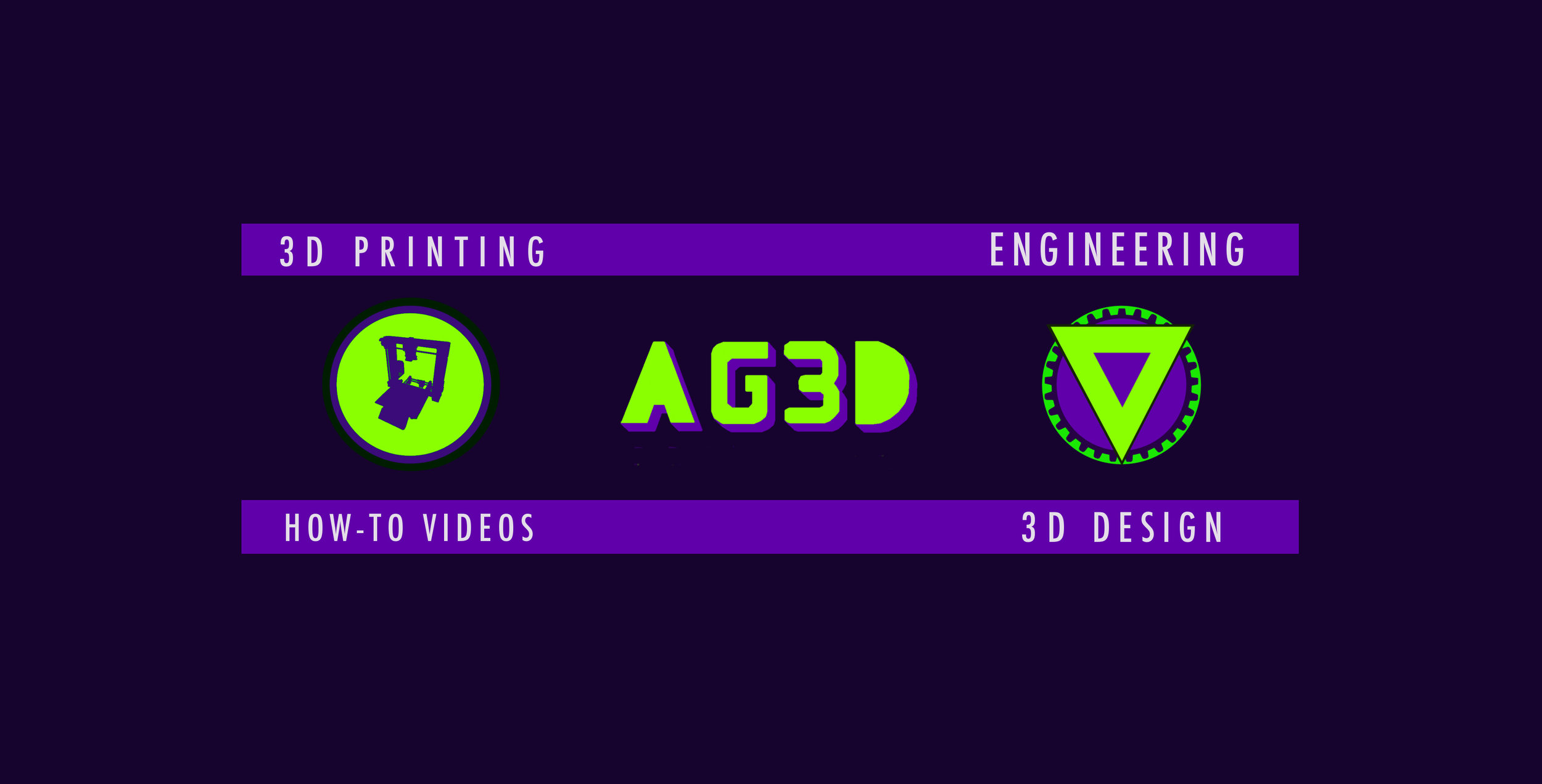AG3D is also creating educational video content on YouTube for anyone interested in 3D printing with the ultimate goal of teaching you how to 3D Print right at home!