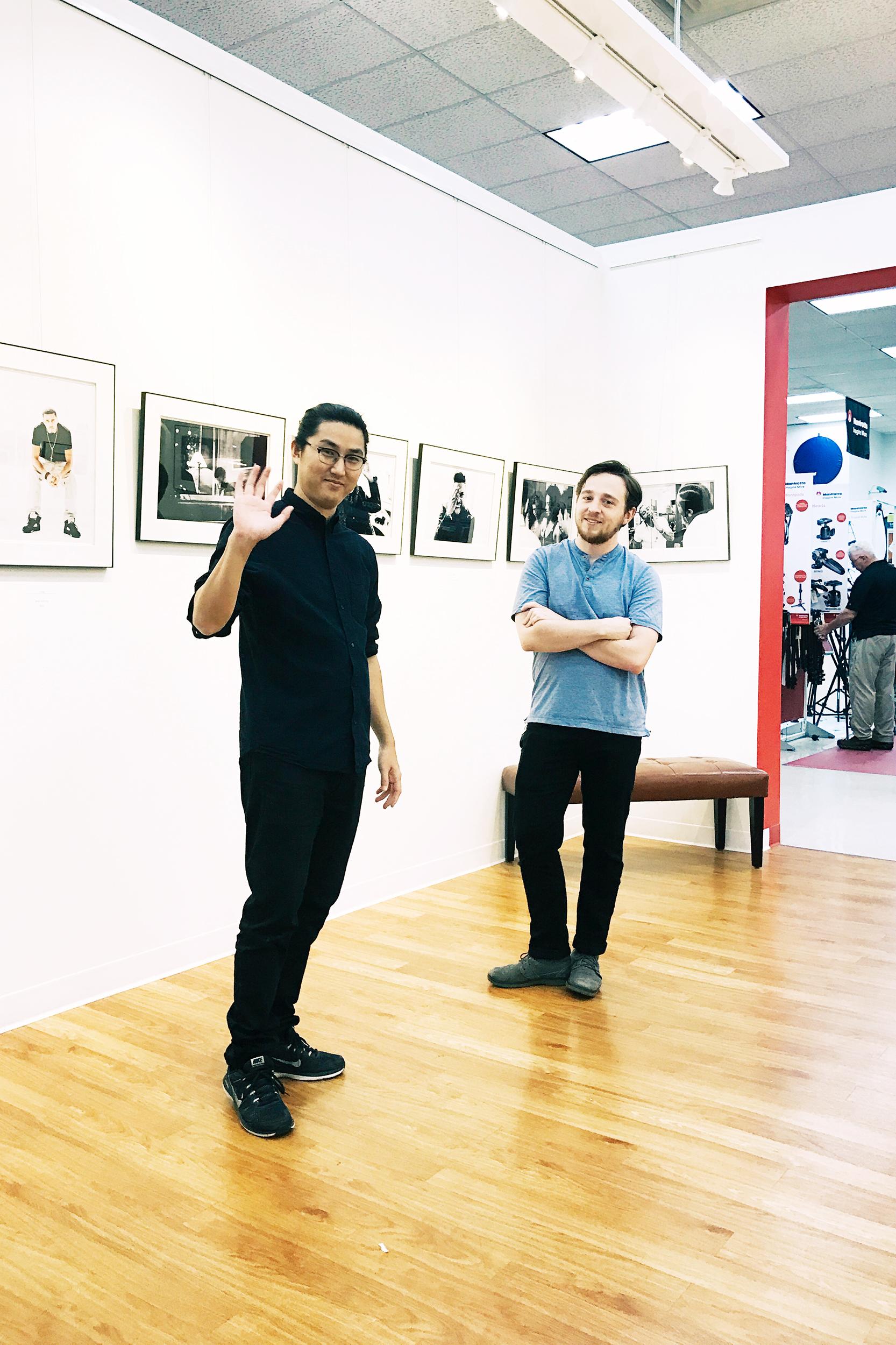 Matt Workman and Mark Gilday Jr