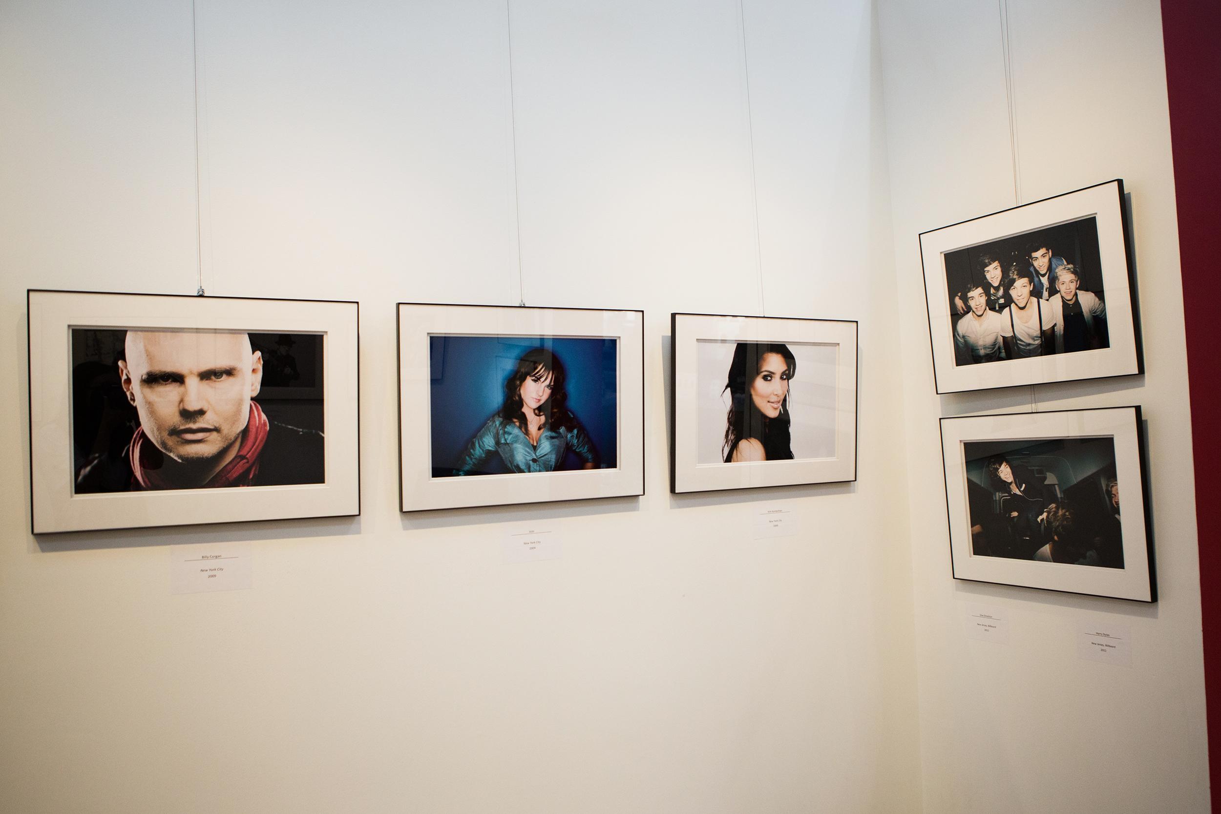Billy Corgan, JoJo, Kim Kardashian, One Direction, Harry Styles