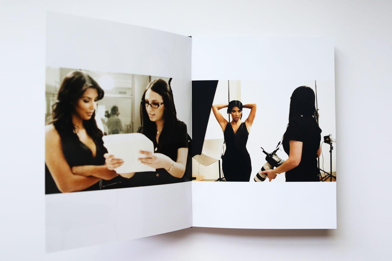 Behind-the-Scenes: Diana Levine and Kim Kardashian