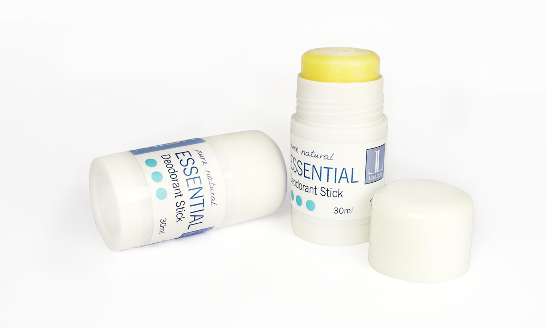 Herbal Deodorant Sticks in Several Versions