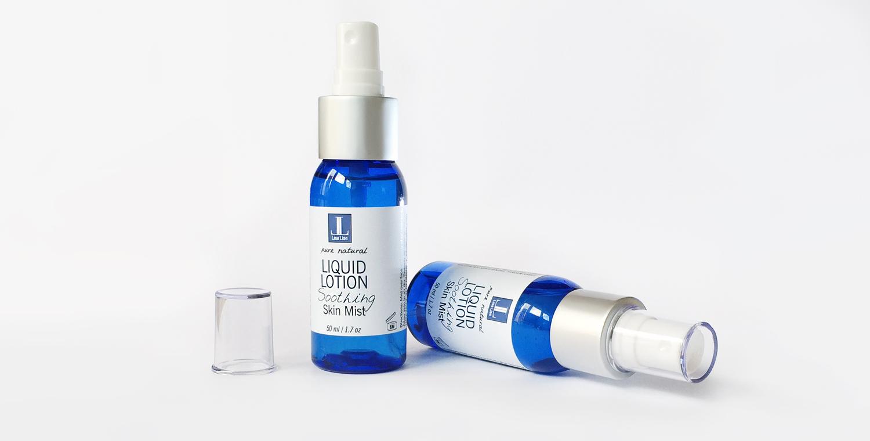 Liquid Lotion for Ultra Sensitive Skin