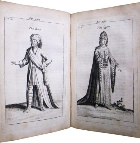 George Psalmanaazaar, An Historical and Geographical Description of Formosa... 1704