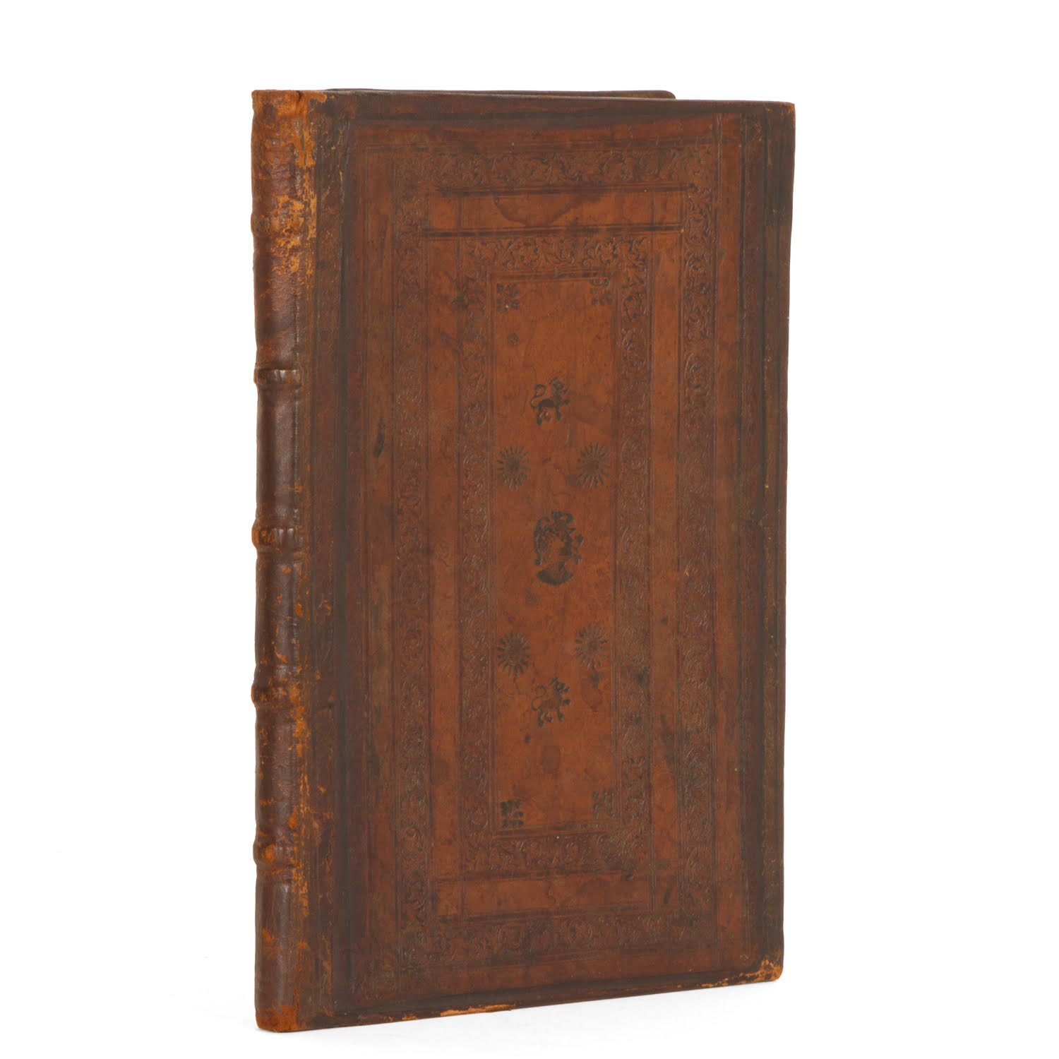 Marco Polo, third Spanish edition of  Travels, 1529