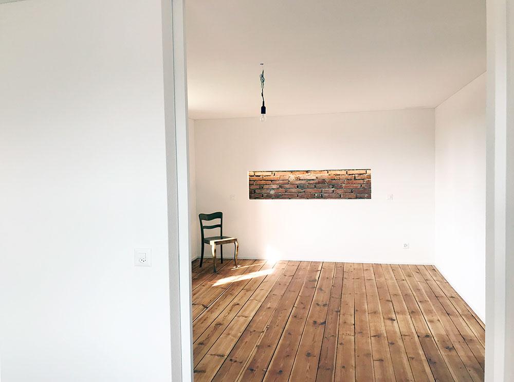 Zimmer mit Licht