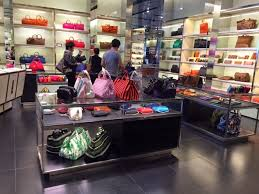Prada Space Outlet.  Just 15 minutes away by car in Levane you arrive at un unprepossessing site which is a shopper's paradise once you are inside