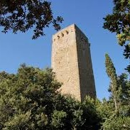 Torre di Galatrona.  It is not just San Gimignano that has towers. Ours has Giovanni della Robbia ceramic works. Check times before visiting.