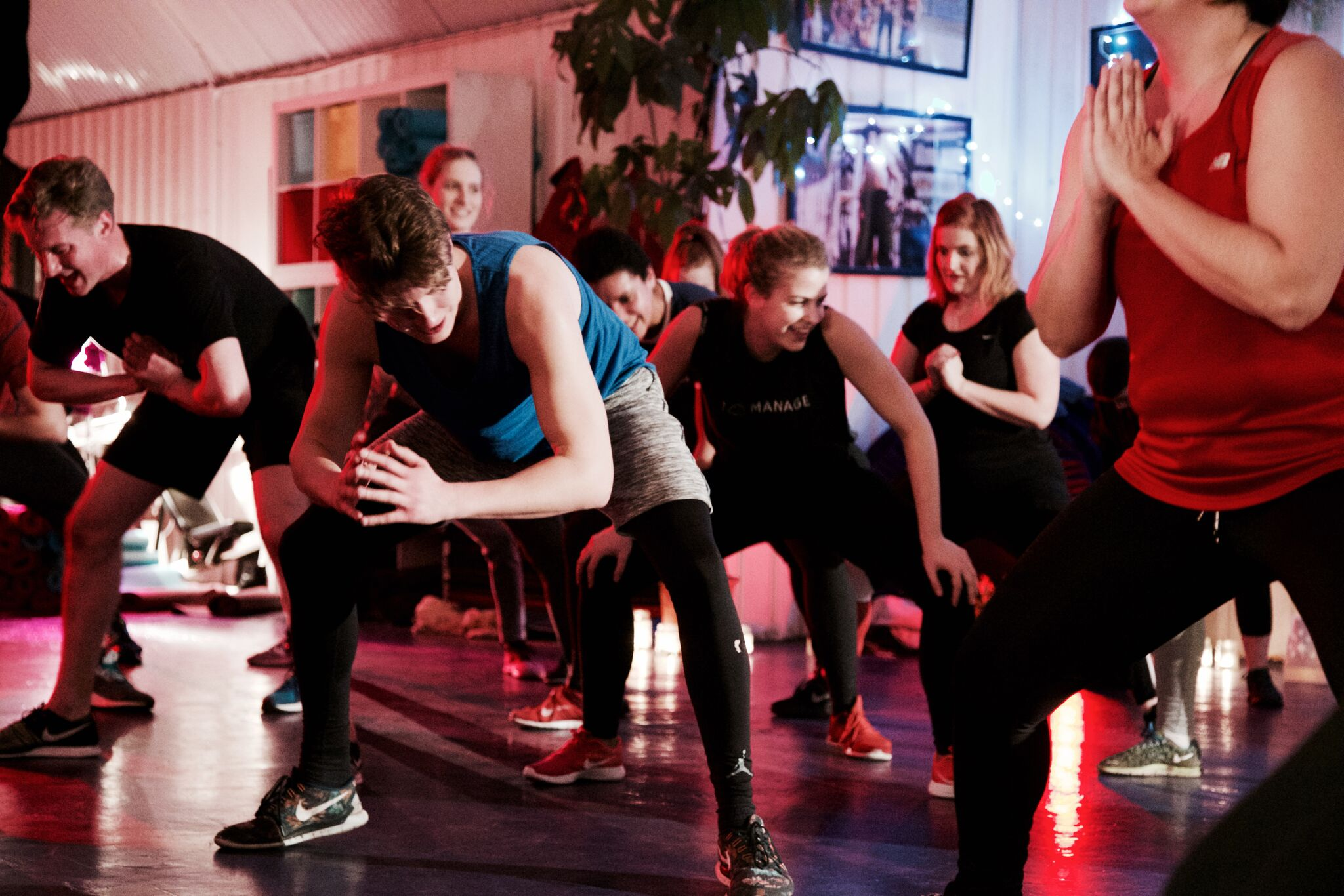 Try Something Different! - Check out our selection of original classes developed here at London Fields Fitness Studio and add some flavour to your fitlife...