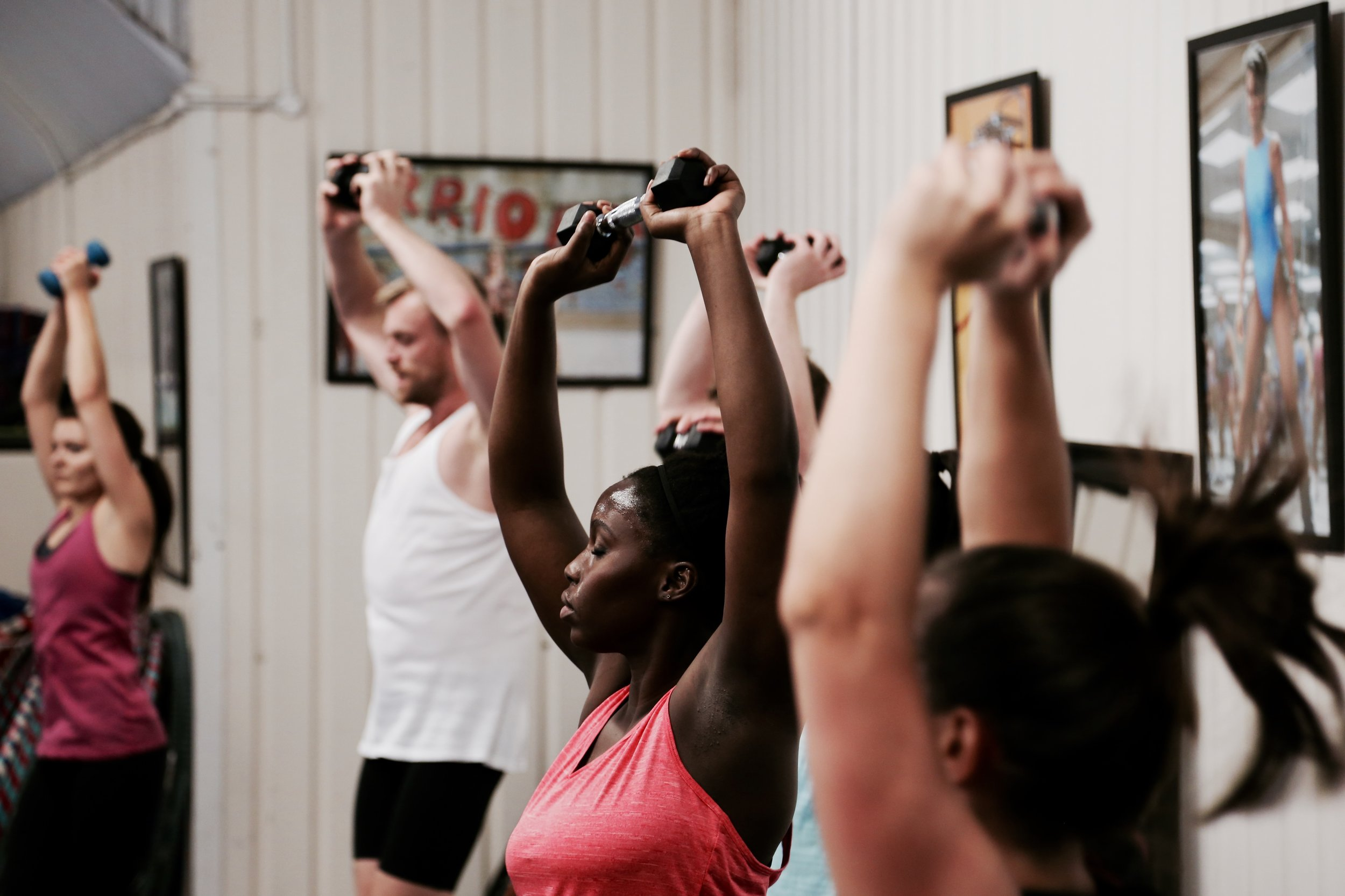 30 Minute Workouts - Short on time? We know. That's why we have these half hour classes before and after work hours...