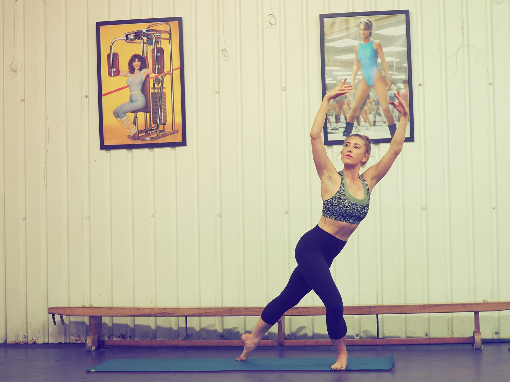 BalletFit - Envious of Misty Copelands exquisite physique? Blast out some ballet inspired exercises to tone up and break a sweat.8am Wednesdays w/Luna (30 mins) £6 Drop-in, included in the Class Pass.