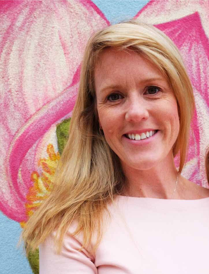 "Angela McGuire,RYT 200 - I received my RYT 200 certification in May 2019 from The Om Place in Winchester, KY. Yoga holds a very special place in my heart and I hope the love and passion i have for the practice is evident in my teaching style.My family and I joined the Spartanburg Community in August of this year. I have been married to my husband, Mike, the head baseball coach at USCU, for 15 years and we have three daughters.My practice of choice is a slow vinyasa flow with a focus on pranayama. Having an athletic background I also enjoy a building of heat and strength in a hot class. I love incorporating dharma readings thus inviting the practitioner to bring their whole selves to the mat before they begin. I love inviting every yogi to a place of learning and knowing what their bodies can do and finding a place acceptance in their own time. Yoga gently teaches those who come to know the practice that it is not a place of attainment but a process on the journey. I dream of helping students develop their own personal and sustainable practice.""The ultimate language of yoga is expressed in doing yoga, a practice that transcends words as we open our lives to living more consciously through the infinite wisdom of the heart."""