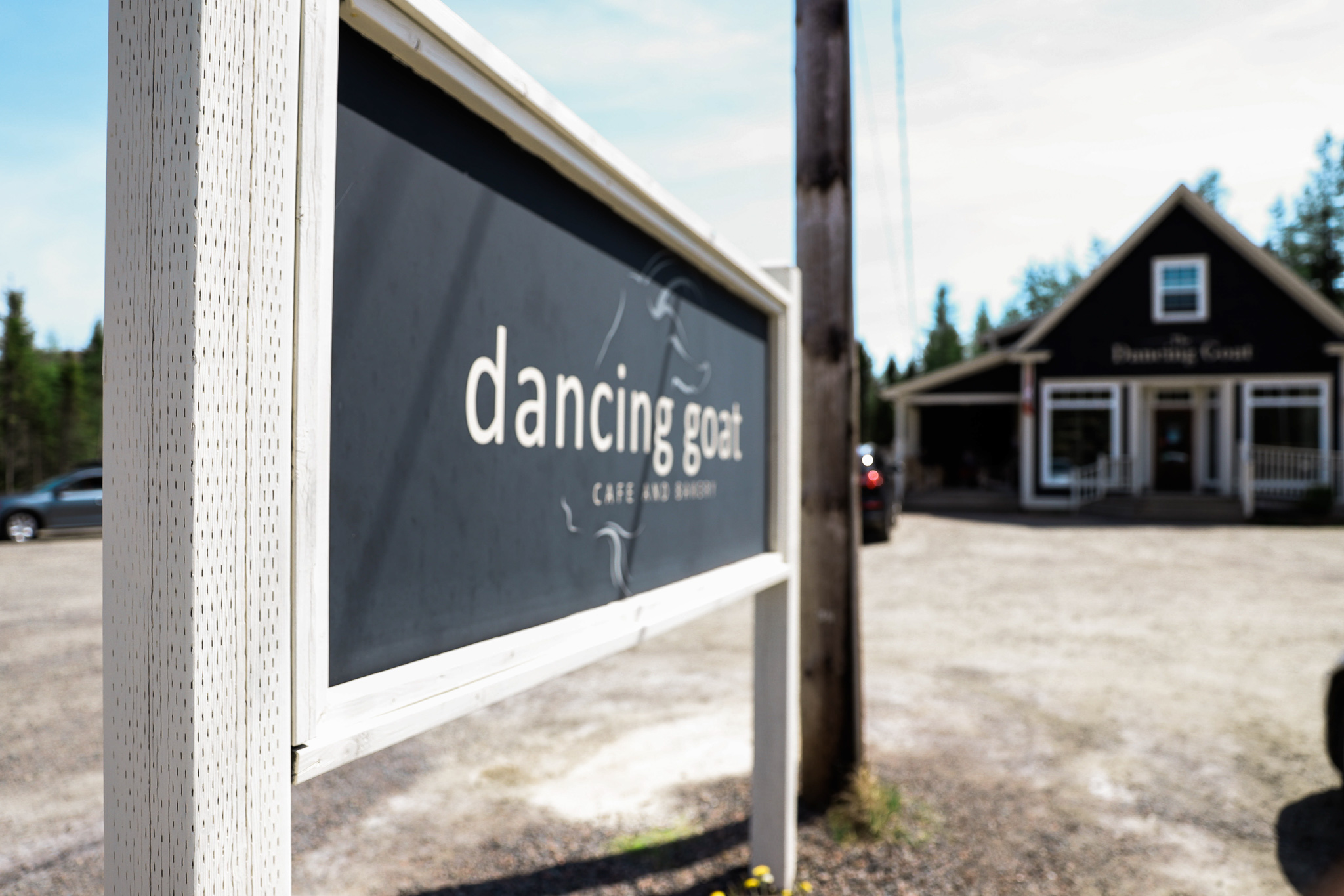 The Dancing Goat Bakery & Café!