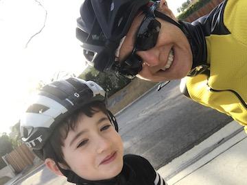 Me and my great nephew Noah