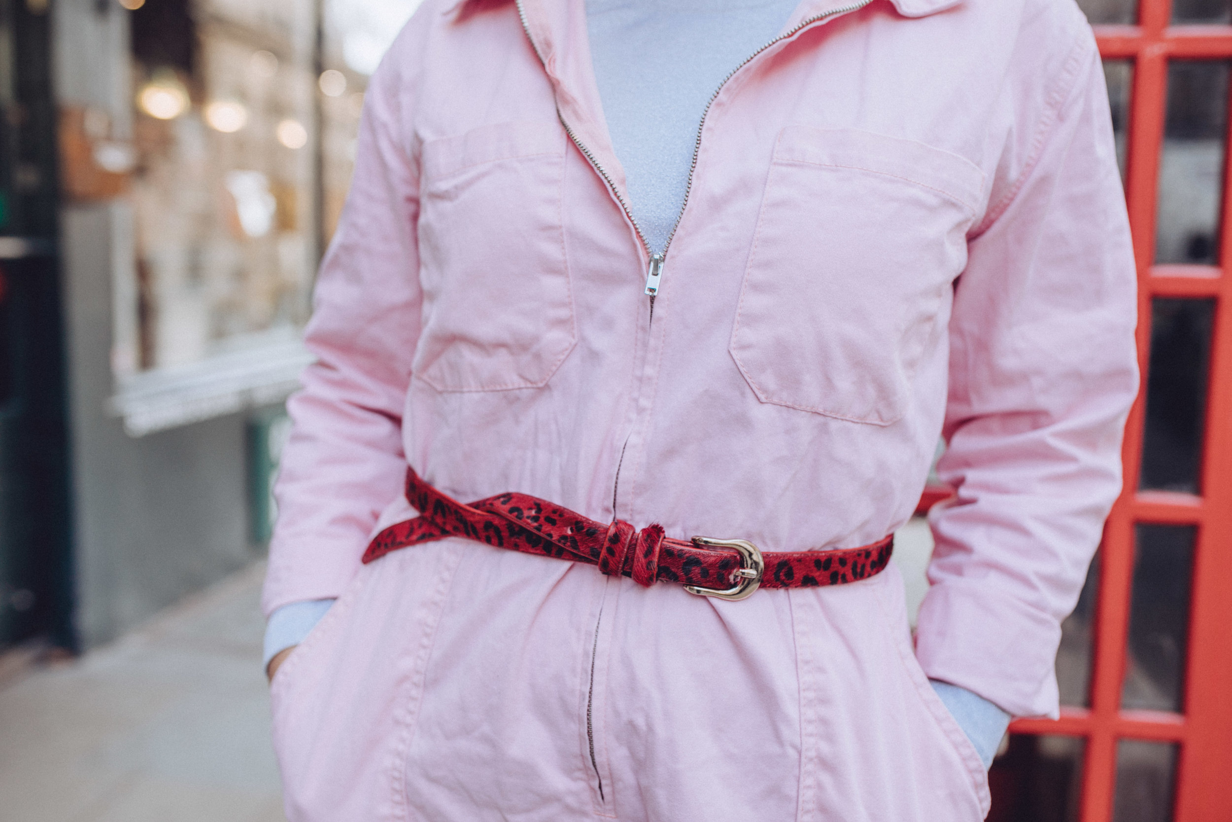 how to style a boiler suit
