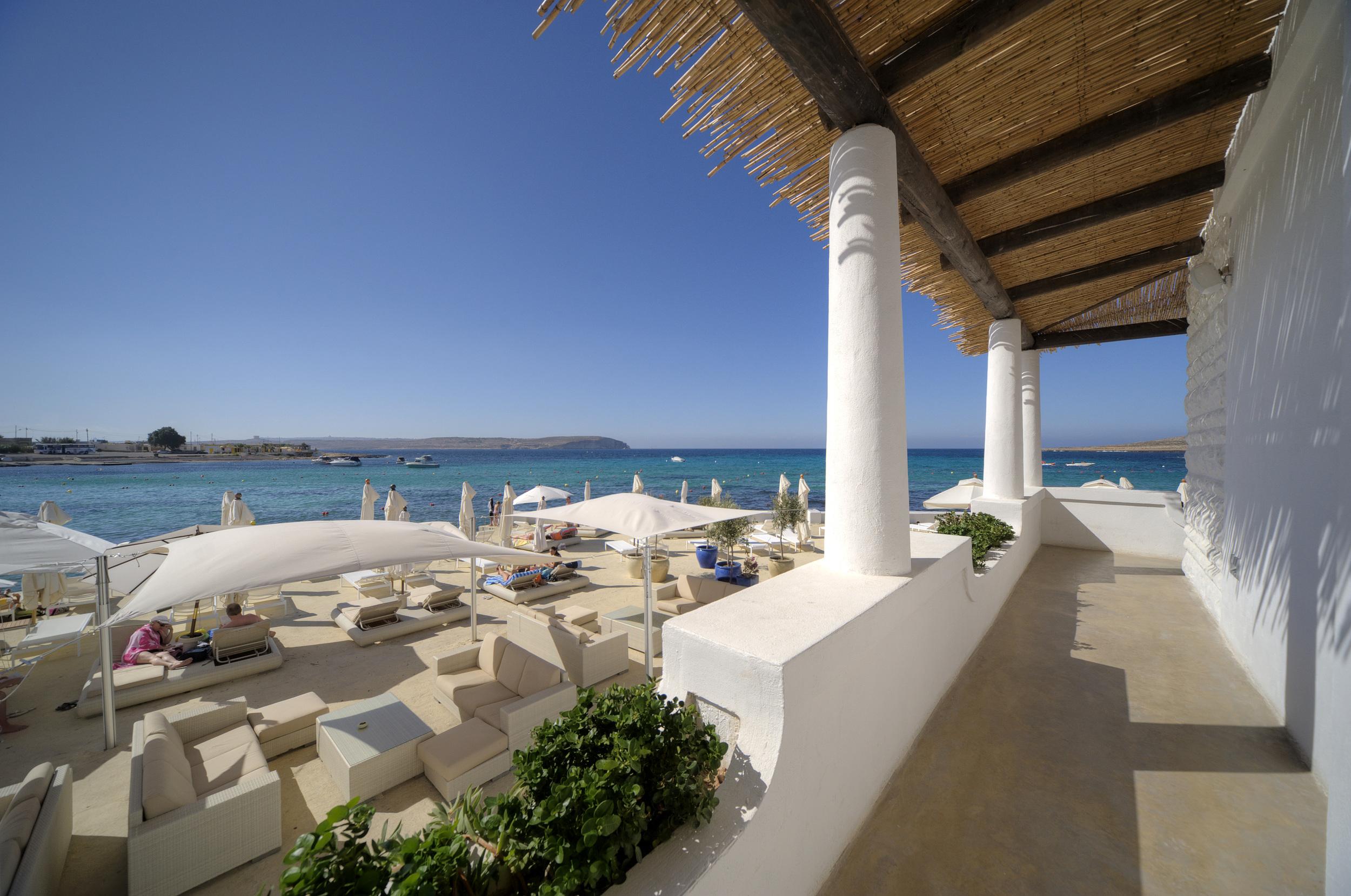 4. Baia Beach Club, Little Armier