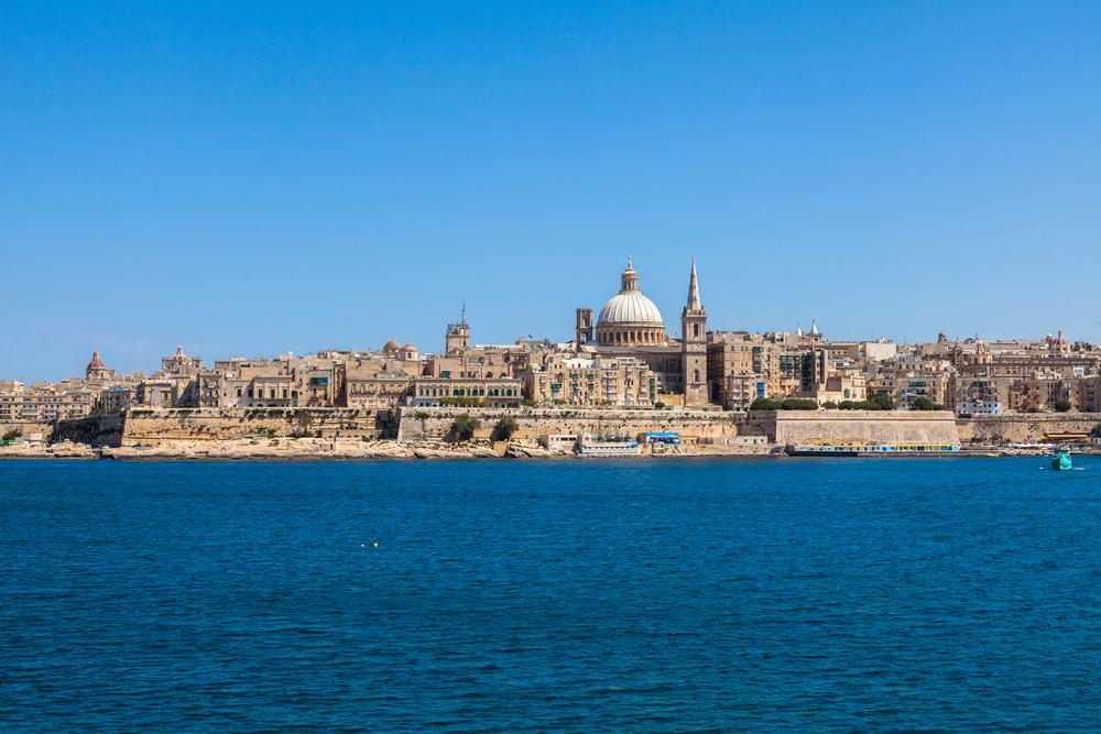 7. Grand Harbour, Valletta