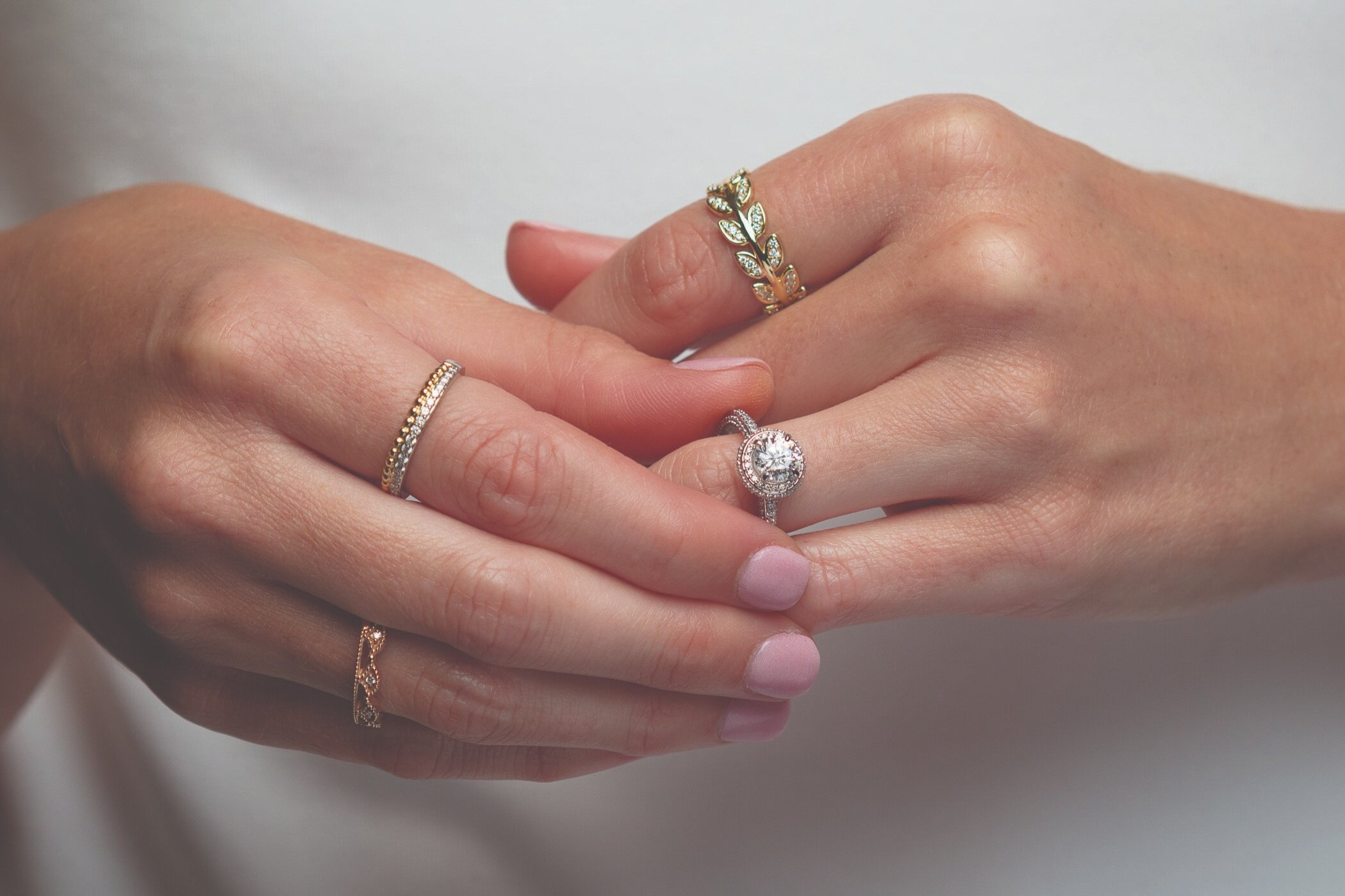 Polishing and Plating - Polishing and plating can be done in most items. As metals wear off with time, this method will leave your jewelry bright and sparkly again.Pricing from $70-180.