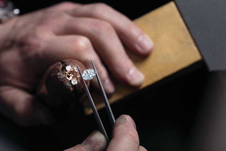 Prong Re-tightening - Our specialist will check and re tighten prongs to make sure all the stones are in place to avoid losing or damaging the stone.$70-150.