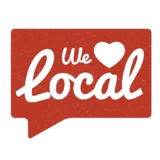We Heart Local  - The Social Agency's Clients