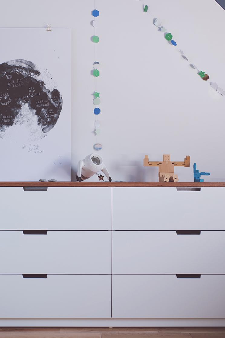 Péa les maisons. Interior design for children's bedrooms
