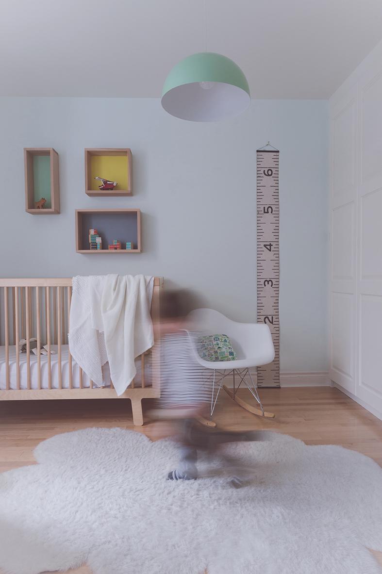 Péa les maisons. Nursery decoration service and ideas
