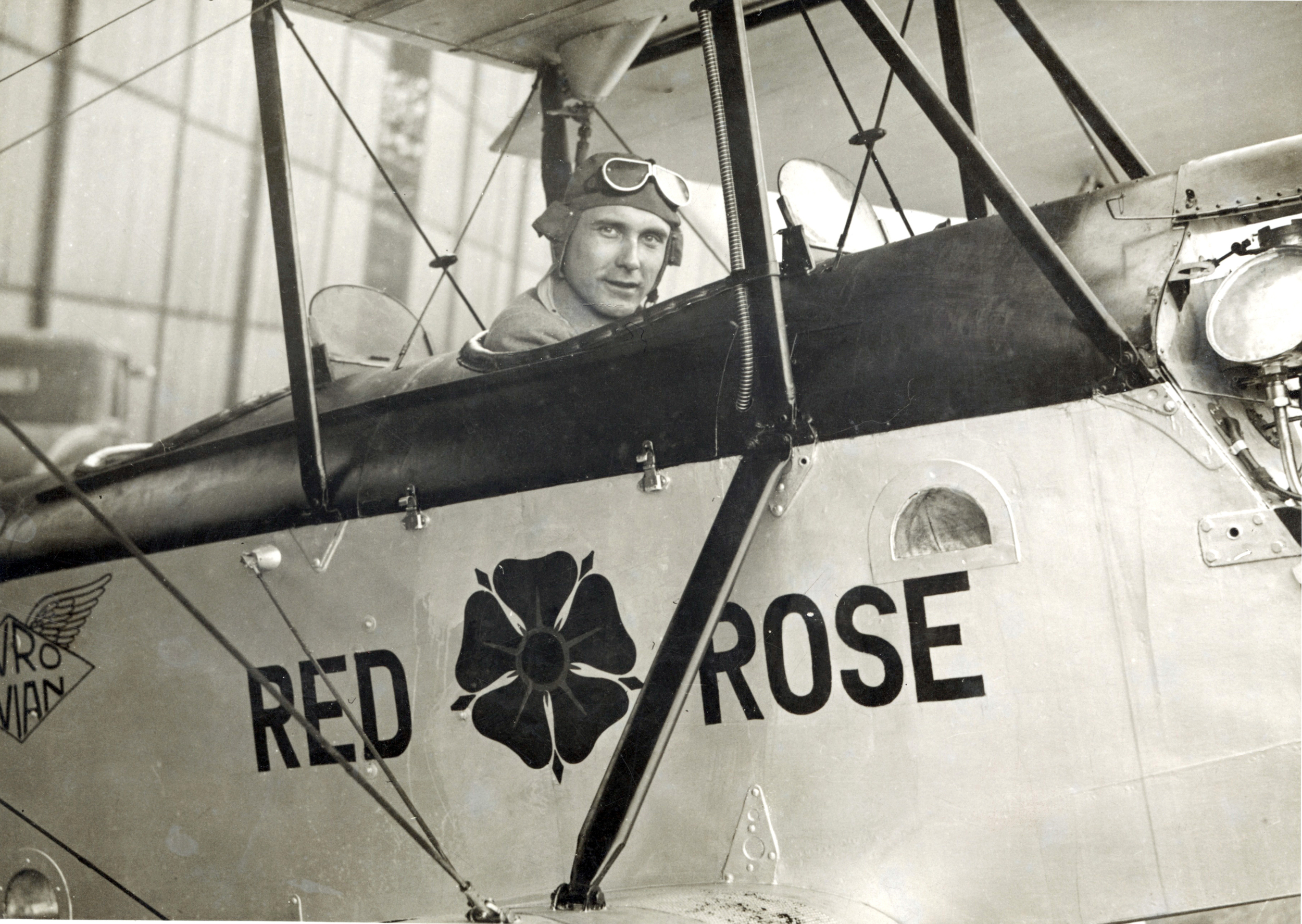 Bill Lancaster In Red Rose 1927.jpg