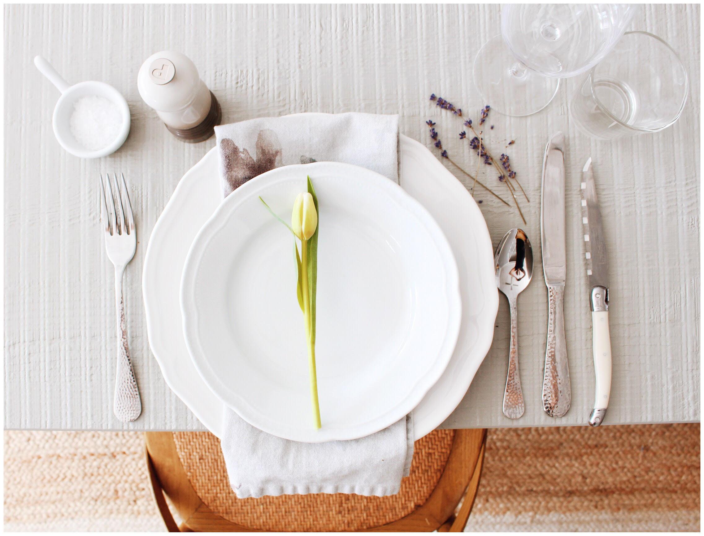 spring tabletop setting.JPG