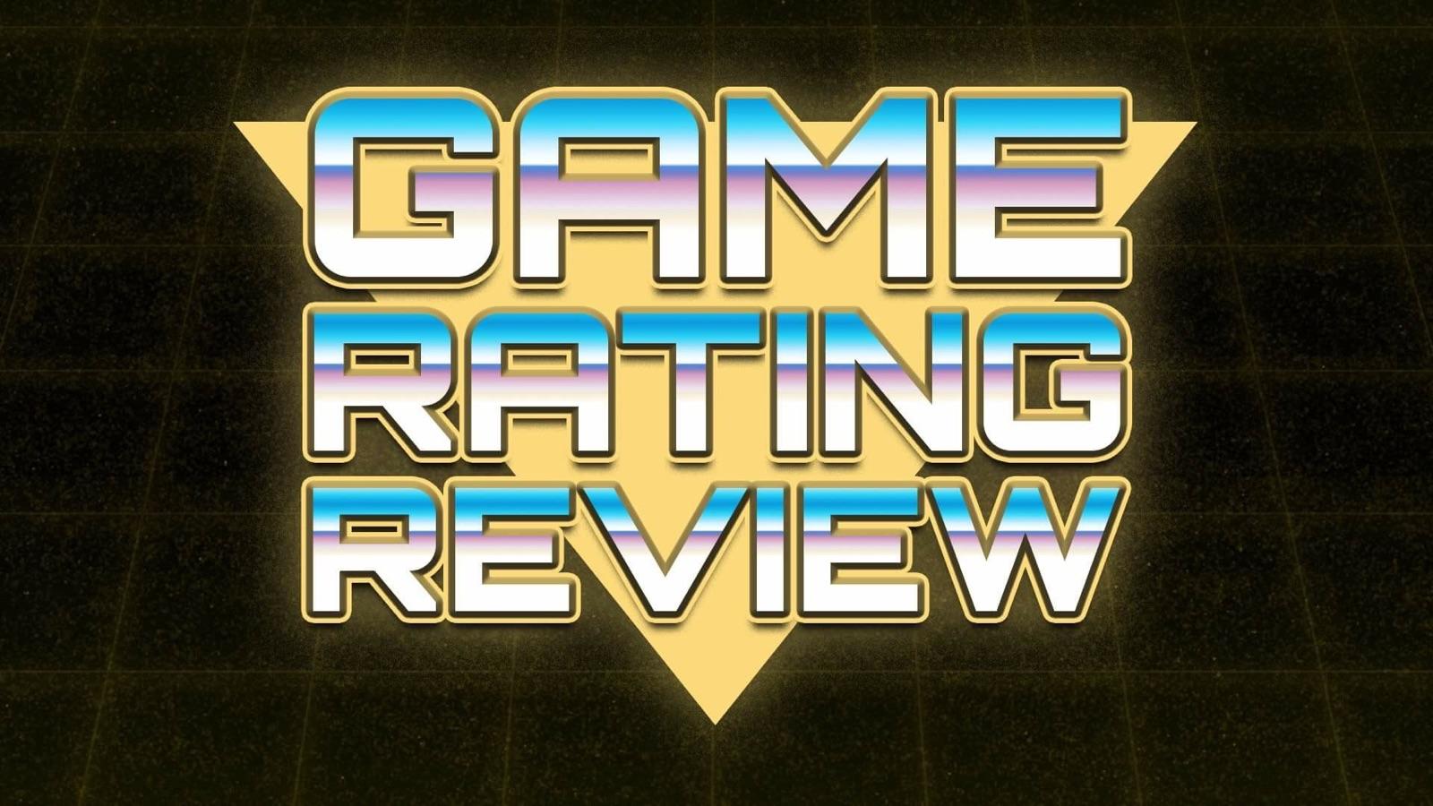 Game Rating Reviews