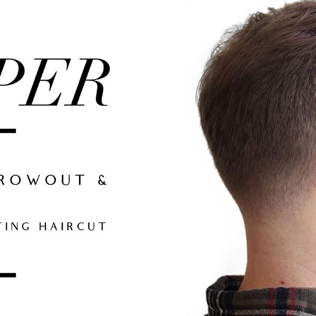 Tapered back + sides create a softer grow-out for your cuts to last that much longer 💡