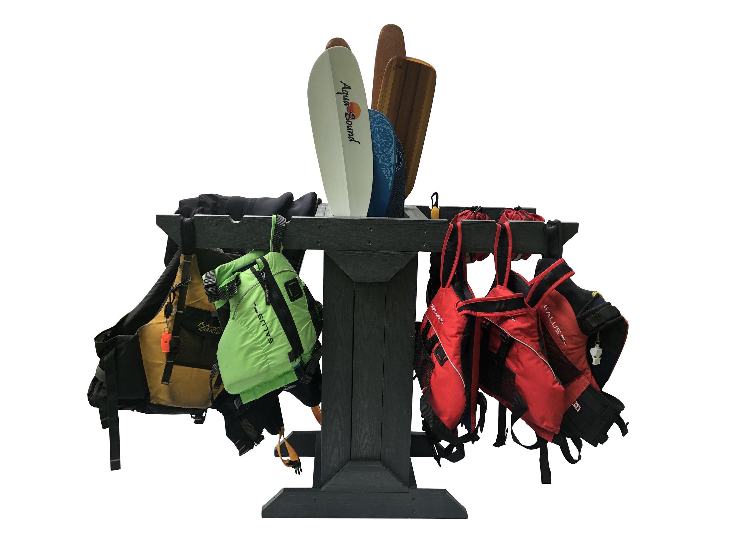 Paddlesport Accessory Organizer -