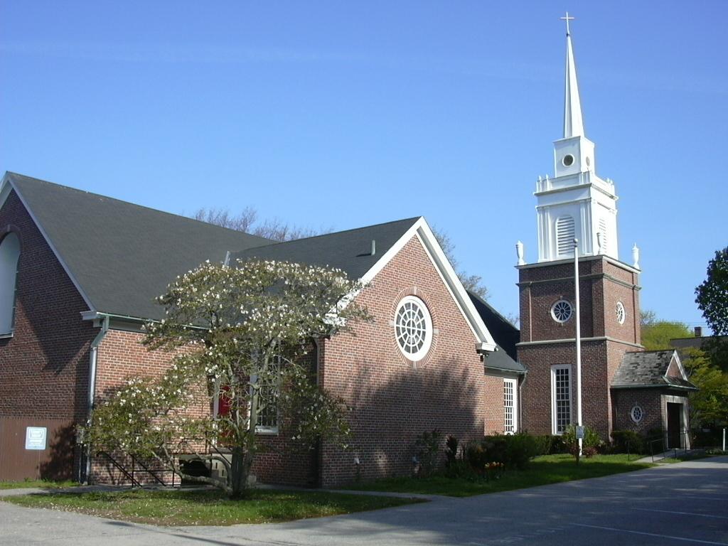 September 18: Saint Matthew's Episcopal Church