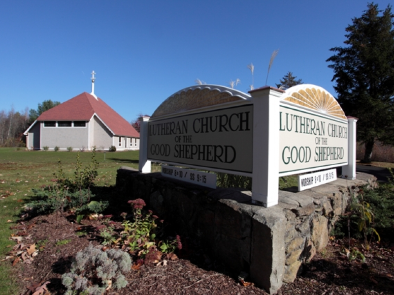 October 25: Church of the Good Shepherd, Kingston