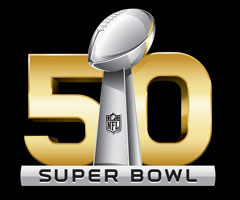 Super Bowl 50 in San Francisco, CA! Denver vs. Carolina [courtesy of nfl.com]