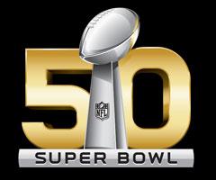 Super Bowl 50 in San Francisco, CA! Denver vs. Carolina [courtesy of nfl.com]