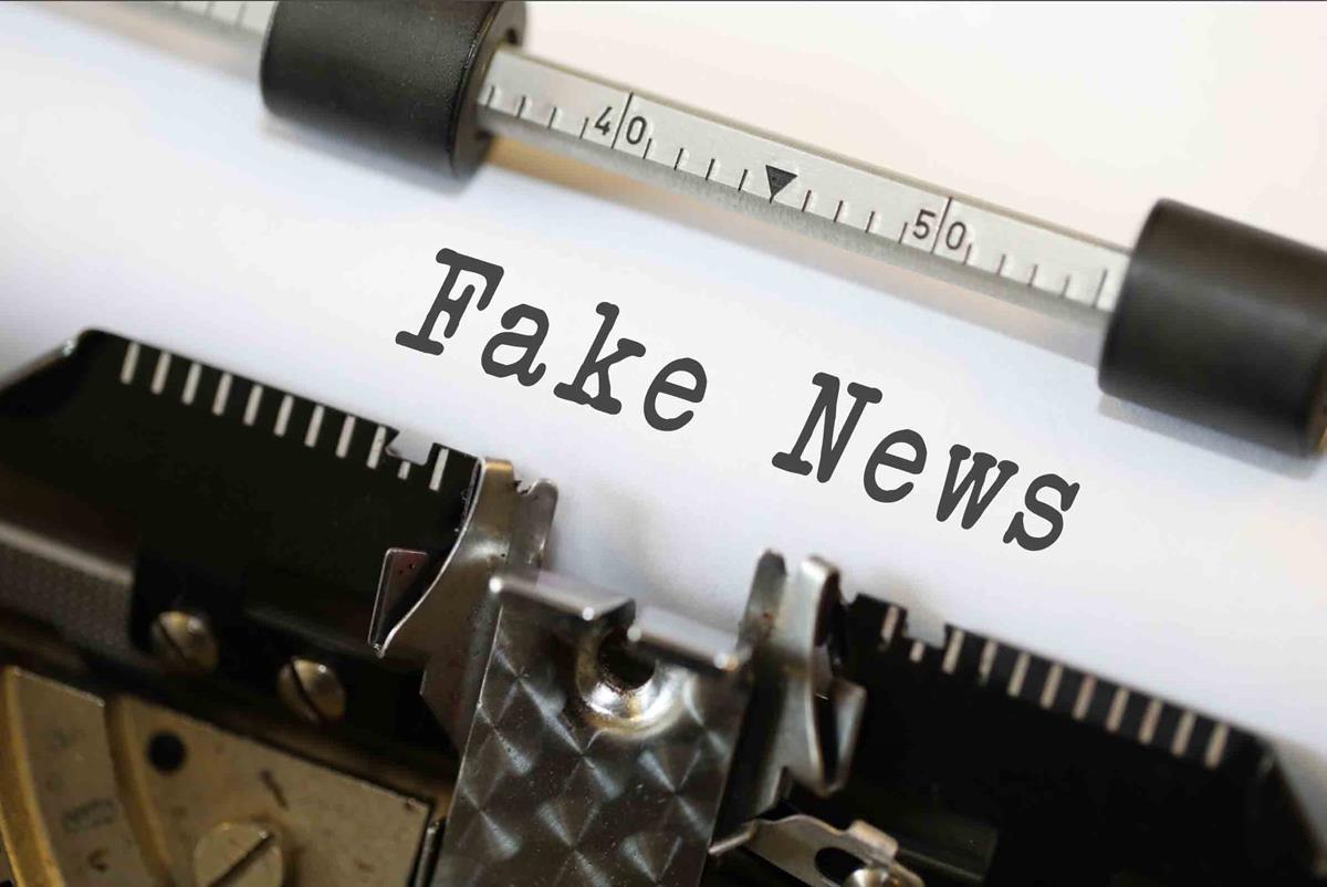 Fake News by Nick Youngson CC BY-SA 3.0 ImageCreator