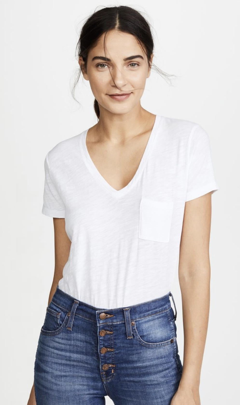 V-Neck T-Shirt -
