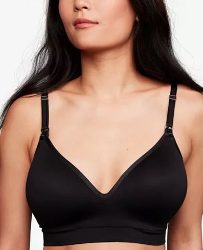 Molded Cup Seamless Nursing Bra- A Pea in the Pod